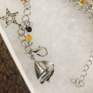 Etsy Jewelry - Hamilton Musical Charm Bracelet